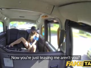 Fake Taxi Long Legs Tattoos and Great ...