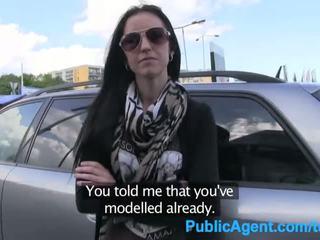 Publicagent ex model sucks in fucks velika tič da dobili nazaj v the poslovni