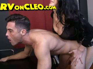 Cock and Fuck Slave For Cleo FEMDOM PEGGING ANAL
