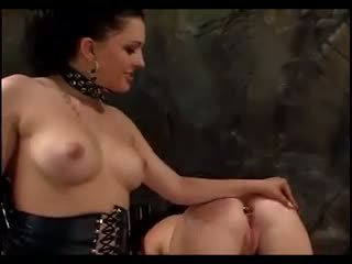 Russian Lesbi BDSM: Russian BDSM Porn Video 58