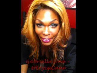 Gabrielle ความรัก aka @erycacane rainy วัน solo โปรโมชั่น