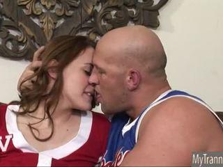 Jolie ts majorette hazel tucker anal