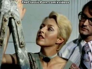 Juliet anderson, john holmes, jamie gillis uz klasika jāšanās saspraude