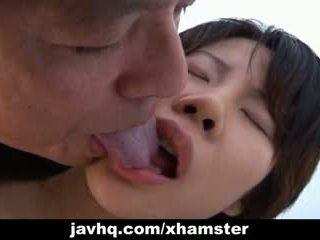 Haruka aida ay fingered at blowing titi uncensored