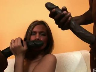 She Got That Big Black Dick New Jersey Style We Ve Got Ourselves A Hottie From The East Coast Ready To Spread Her Pink Pussy For Our Huge Sausages Watch Us Stuff Her Full Of Man Meat And Leave Her Cumming Back For More
