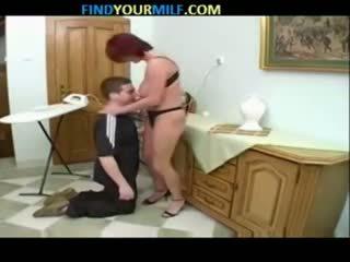 Rusinje mama in sin družina seductions 09