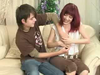Sexe avec mère