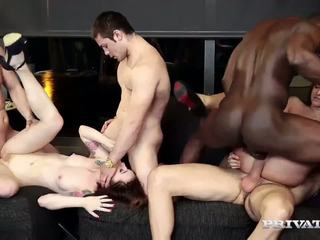 cumshots, kumpulan seks