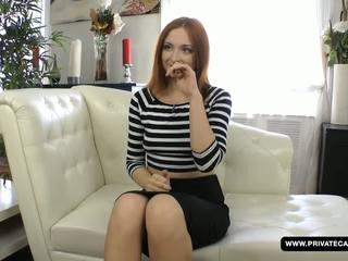 Eva berger has bir kaslı alkollü kostüm canavar göğüsler: porn 34
