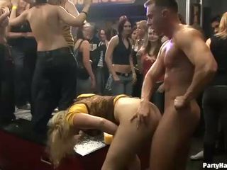 nepieredzējis cock, grupu sekss, partija