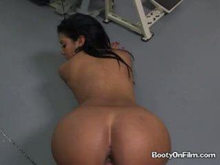 thực màu đen và ebony xem, chất lượng ass, mới interracial