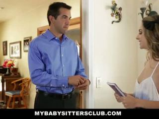 Mybabysittersclub - auklė eskortas pakliuvom tada hired <span class=duration>- 10 min</span>
