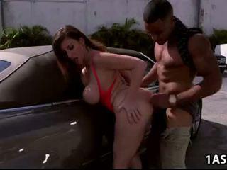 Carro lavagem com gorda cu maduros sara jay