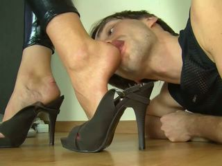 foot fetish, femdom, spandex