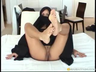 свирки, крак фетиш, арабски