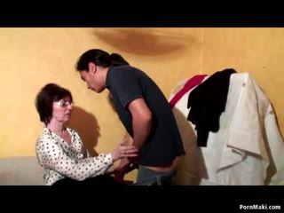 奶奶 肛門 三人行, 免費 成熟 色情 視頻 51