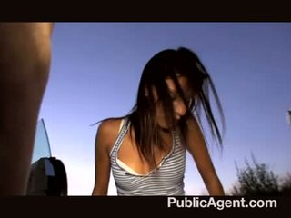 Public Agent Big Dick Riding Volume Tw...