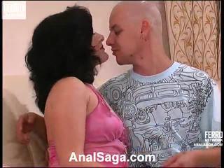 Gwendolen And Arthur Frisky Anal Vid