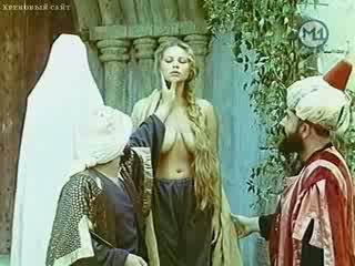 Τούρκικο σκλάβος selling σε ancient times βίντεο