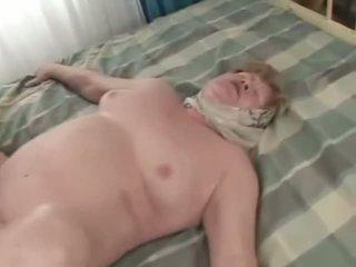 hardcore sex, vecenīte, granny sex
