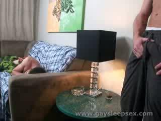 Turu roomate woken up to sexual situation