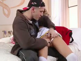 doggystyle, rasierte muschi, blowjob