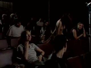 Sex in public Cinema