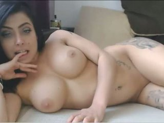 tits, webcam, smoking