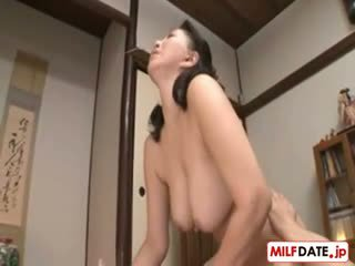 日本の, 巨乳, ハードコア