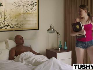 Tushy es ļaut mans roomate jāšanās mans pakaļa, bezmaksas porno 48