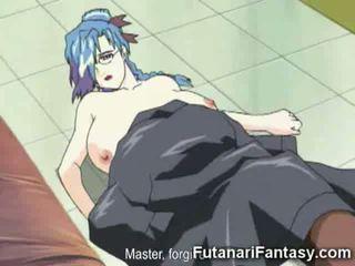 Hentai Futanari 2 Feet Cock
