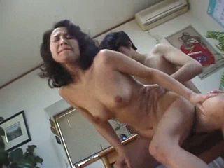 Japansk mamma gets knullet video