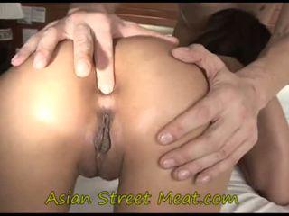 Asiatisk tenåring inkpad