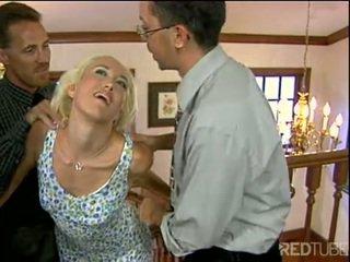 Alana evans gets obaja bočné semeno shot