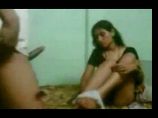 Northindian servant aunty baise par son boss en h