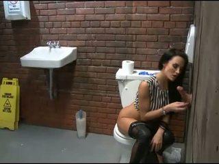 babes, τουαλέτα, τρύπα δόξα