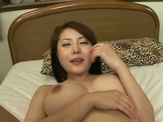 Mei sawai japanilainen beauty anaali perseestä video-
