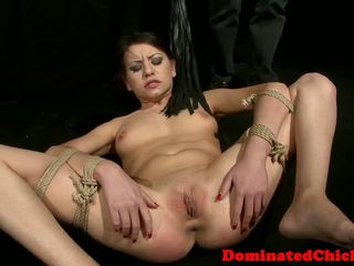 Tormented Bitch Tied up and Punished, HD Porn 09