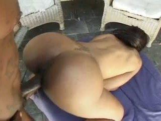 màu đen và ebony, hậu môn, pornstars