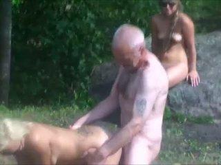 Ulf larsen & adolescentes en park