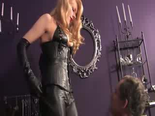 kinky, masturbate, leather