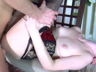 Paulina i rolf - rosyjskie hardcore anal