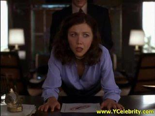Maggie gyllenhaal sekreterare