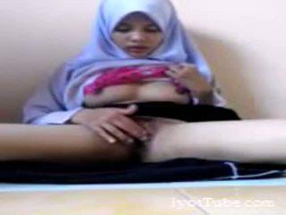 Muslim স্কুল বালিকা masturbate