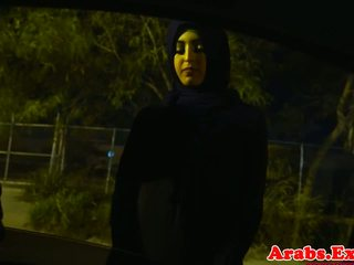 Arab hijabi fucked v zakázaný těsný kočička: volný porno 74
