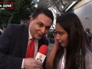 Strange video av en meksikansk jente med andrea dipre