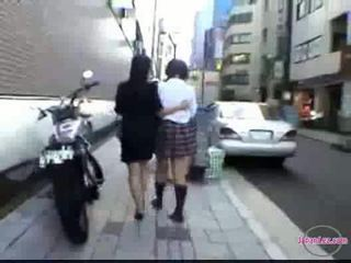 bonitinho, japonês, lésbicas