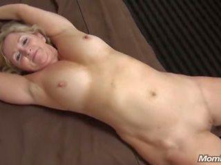 masturbation, dildo, blonde