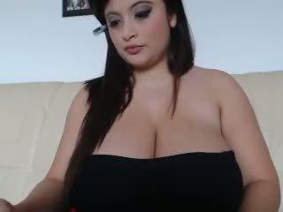 Veľký šťavnaté ones: veľký prírodné kozy porno video e5