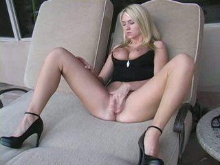 controleren sexy, heet, vol blond nominale